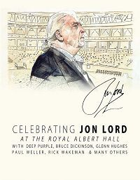 Cover Deep Purple · Bruce Dickinson · Glenn Hughes · Paul Weller · Rick Wakeman & Many Others with Orion Orchestra conducted by Paul Mann - Celebrating Jon Lord At The Royal Albert Hall [DVD]
